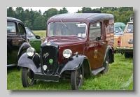 Austin AVK Ruby Van 1937