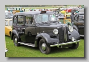 Austin FX3 Taxi frontd