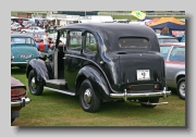 Austin FX3 Taxi rear