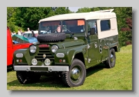 Austin G2 M15 Gipsy frontg