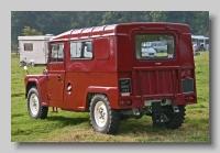 Austin G2 M15 Gipsy rear