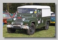 Austin G4 Gypsy GM15 LWB