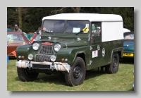 Austin G4 M15 Gipsy frontg