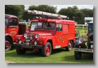Austin Gipsy 1963 Fire Engine