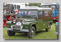 Austin Gipsy GM15 1965 AFS front
