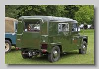 Austin Gipsy GM15 1965 AFS rear