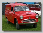 Austin HV6 A55 Van front