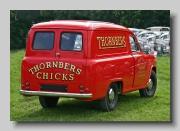 Austin HV6 A55 Van rear