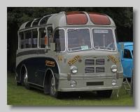 Austin K8 1952 Coach front