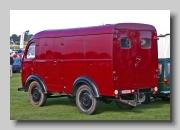 Austin K8 Three-Way rear