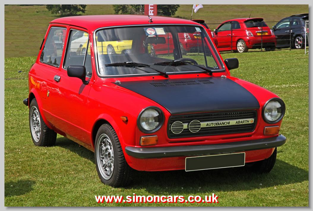 simon cars autobianchi a112. Black Bedroom Furniture Sets. Home Design Ideas