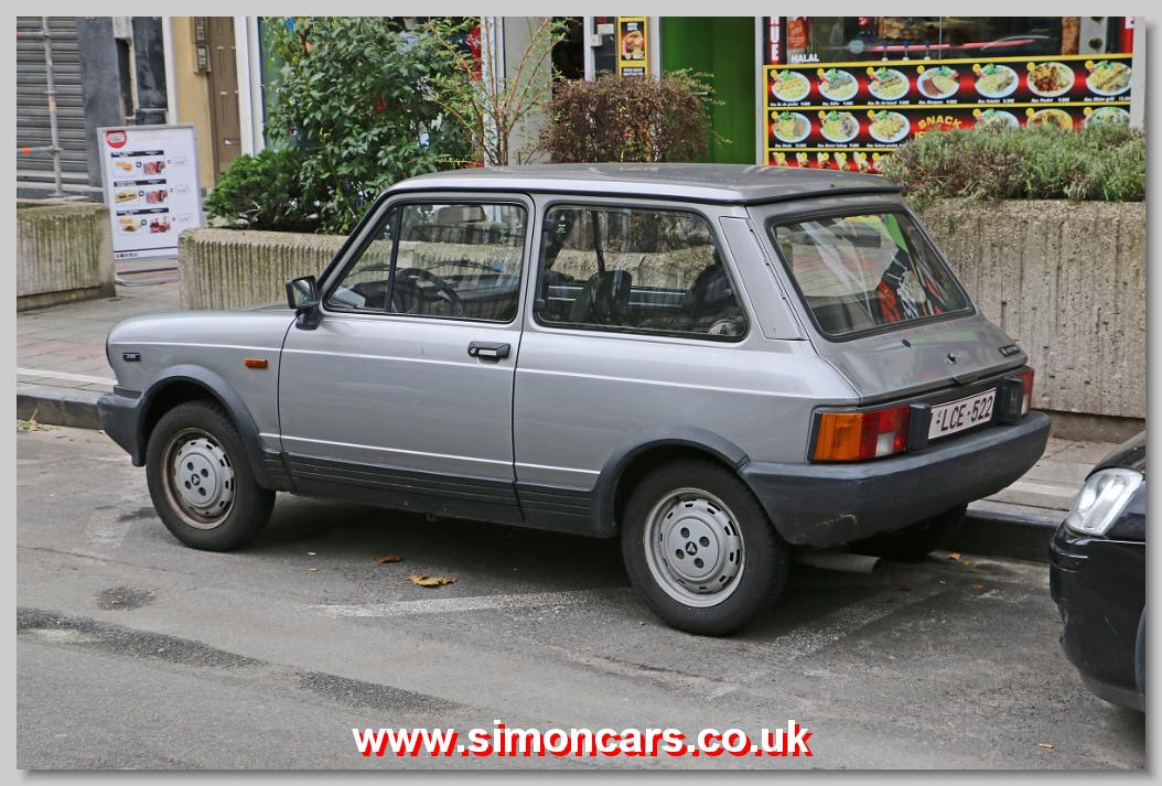Simon Cars - Autobianchi A112