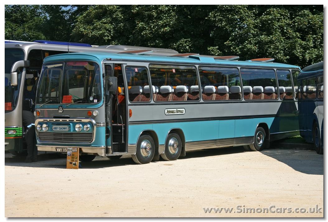 Simon Cars - Frederick W. Plaxton - Coachbuilders on ...