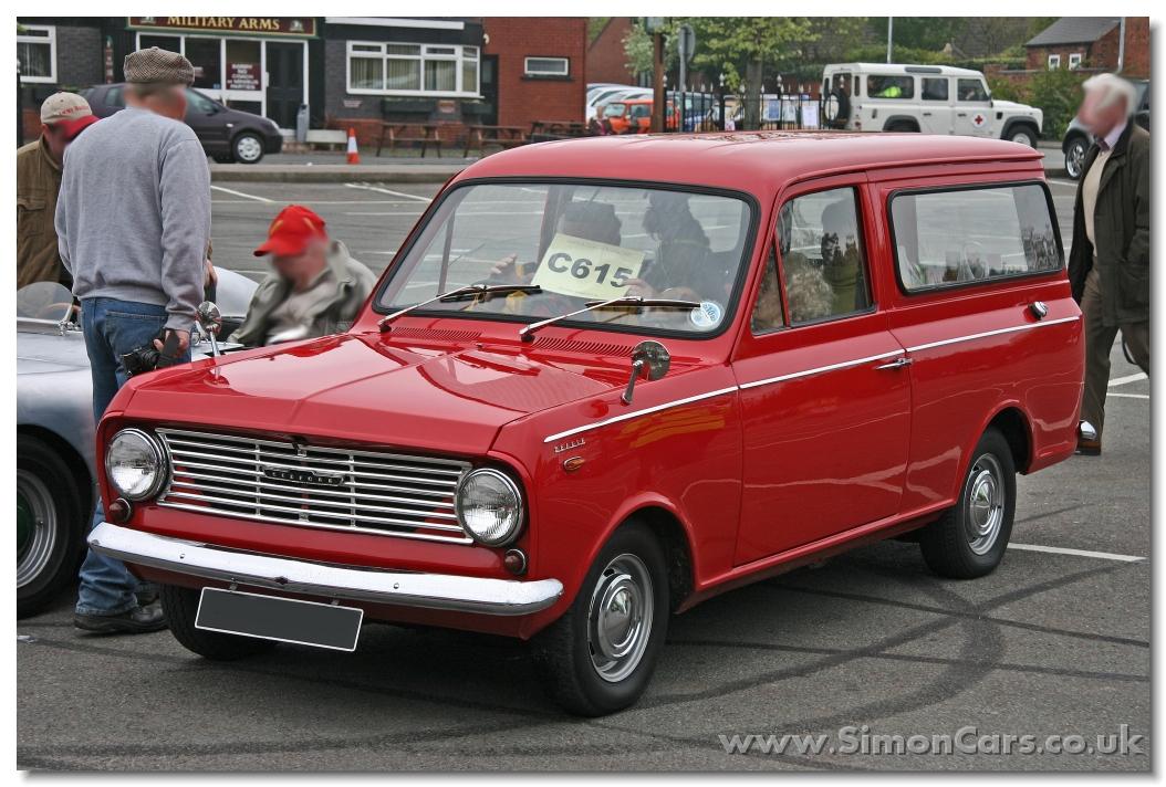 Simon Cars Bedford Van Ha