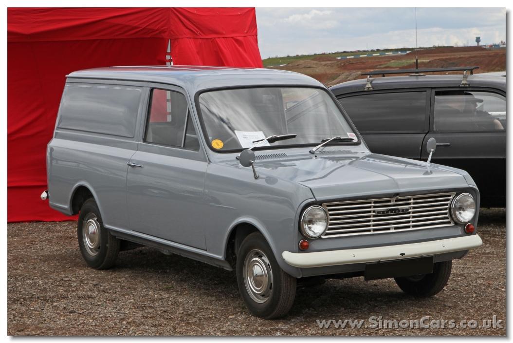 Simon Cars - Bedford Van HA