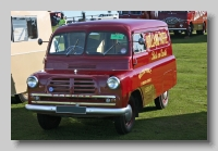Bedford CA MkI front 1956