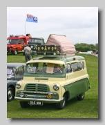 Bedford CA MkI front Dormobile