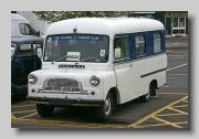 Bedford CA MkII front Dormobile Ambulance