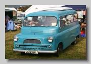 Bedford CA MkIb front Dormobile