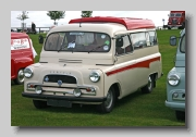 Bedford CA MkIb front Romany 1960