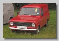 Bedford HA 130 Van front