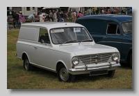 Bedford HA 1969 Van front