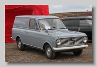 Bedford HA 1970 Van front