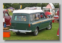 Bedford HA Roma II 1969 by Dormobile rear