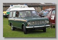 Bedford HA Roma II 1969 by Dormobile rear2
