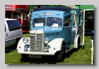Bedford KZ 1949 Ambulance