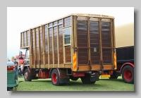 Bedford TK horsebox 1976 rear