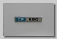 aa_Bedford CF 250 badge