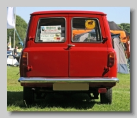 t_Bedford HA 130 Van tail