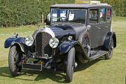 Bentley 3-litre 1926 GN front