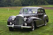 Bentley Mk VI 1951 front Mulliner Sports Saloon