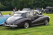 Bentley Mk VI 1951 rear Mulliner Sports Saloon