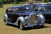 Bentley MkVI 1949 JY Coupe front