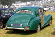 Bentley MkVI 1949 JY rear