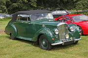 Bentley MkVI 1949 Park Ward DHC front
