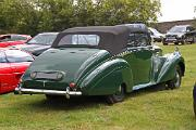 Bentley MkVI 1949 Park Ward DHC rear
