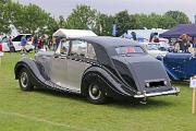 Bentley MkVI 1950 FW Saloon rear
