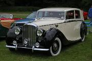 Bentley MkVI 1950 Hooper Razor Edge
