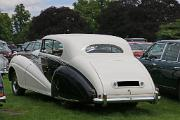 Bentley MkVI 1950 PW Sports rear