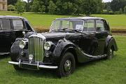 Bentley MkVI 1951 HJM 4-door saloon front