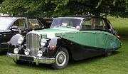 Bentley R-type 1952 FW front