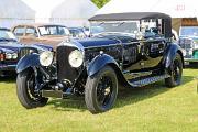 Bentley 6.5-litre and Speed Six
