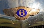 aa Bentley 3-litre 1926 GN badge