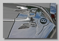 Bentley S-type ornament