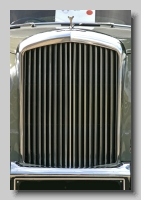 Bentley S-type grille