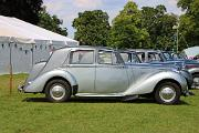 s Bentley MkVI 1947 SS Saloon side